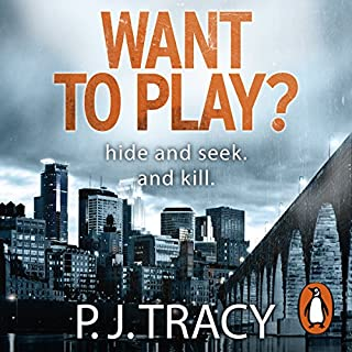 Want to Play?                   By:                                                                                                                                 P. J. Tracy                               Narrated by:                                                                                                                                 Sarah Borges                      Length: 11 hrs and 31 mins     20 ratings     Overall 4.8