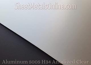 Amazon Com Anodized Sheets Plates Aluminum Industrial Scientific