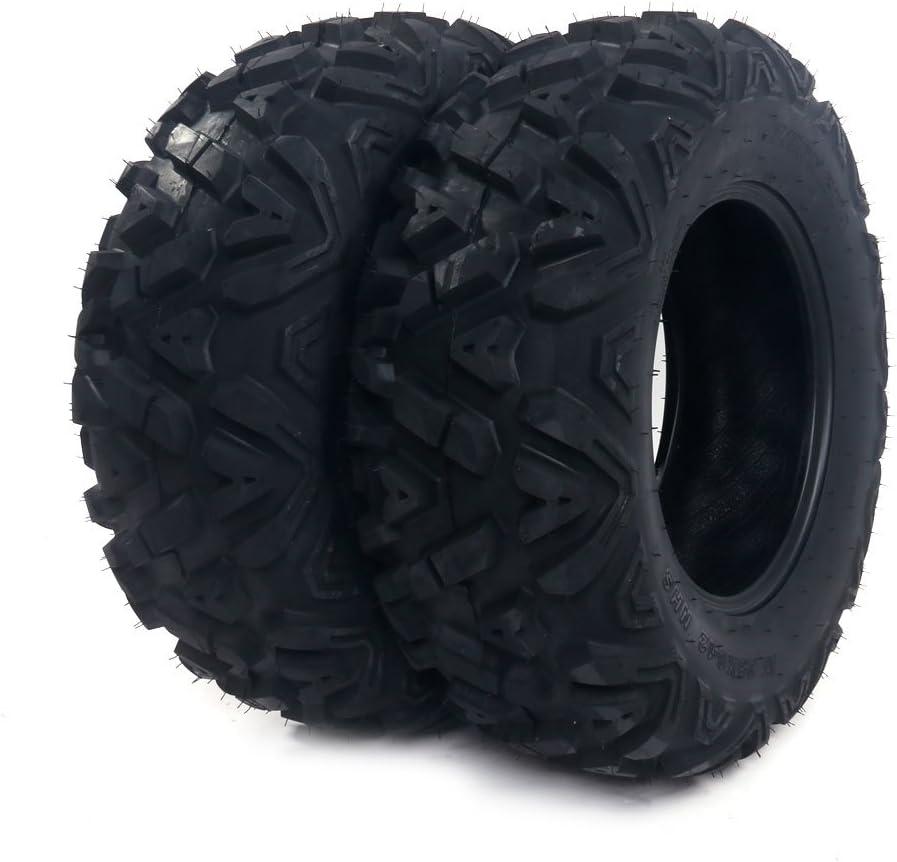 Motorhot Set of 4 All Terrain ATV UTV Tires