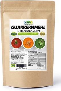 Guarkernmehl Verdickungsmittel Bindemittel E 412 3.500 cps Carb Guar Gum | in Deutschland kontrolliert und abgefüllt | 200g