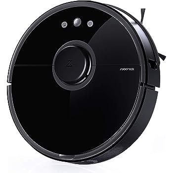Roborock Smart Robotic Vacuum Cleaner S552-00 Negro (EU Version): Amazon.es: Hogar