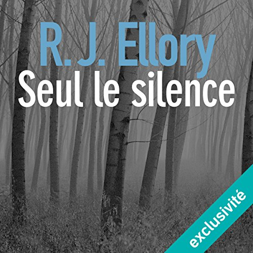 Seul le silence audiobook cover art