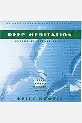 Deep Meditation Audio CD