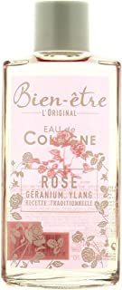 """""""bien-etre"""" Eau de Cologne Aux Absolues de Roses 250 ml"""