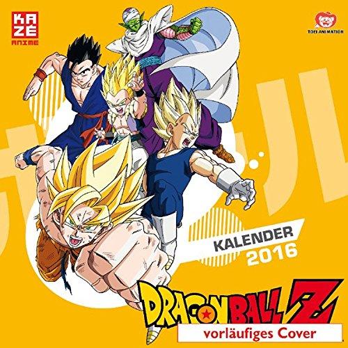 Dragonball Z - Wandkalender 2016
