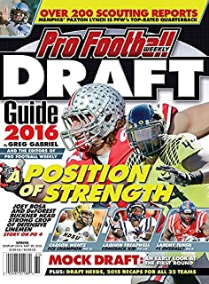 Pro Football Weekly 2016 Draft Guide