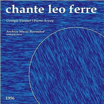 Chante Leo Ferre - EP