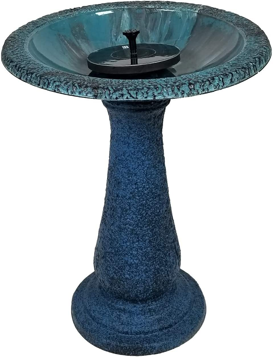 Exaco FM-905RA-NP Solar Ranking TOP14 Pump Fountain Bath Direct stock discount Bird Blue Aqua