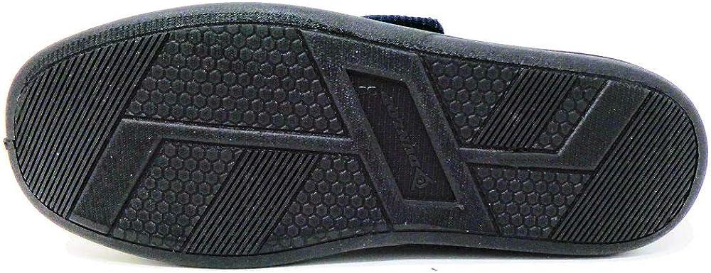 Dunlop Mens Famous Bernard Touch /& Close Slippers