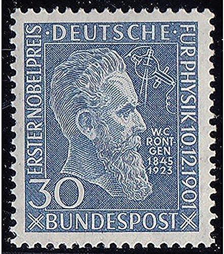 Goldhahn BRD Bund Nr. 147 Z postfrisch  Briefmarken für Sammler