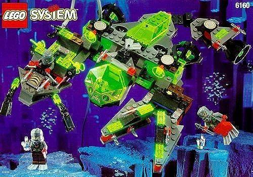 LEGO Sea Scorpion (6160) by LEGO