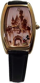 Disneyland Castle Watch Disney Everlasting Time Collection Wristwatch