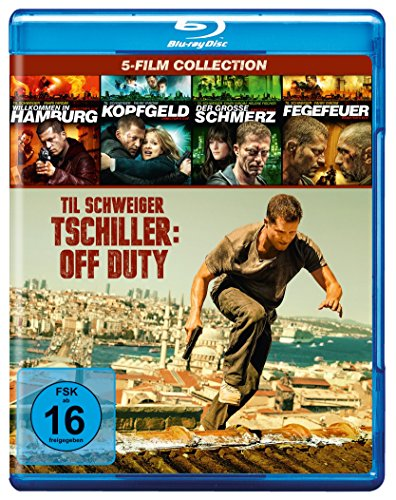 Box-Set: Tatort mit Til Schweiger (1-4) + Tschiller: Off Duty [Blu-ray]