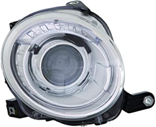 DEPO 361-1101R-AS Replacement Passenger Side Headlight Assembly (This product is an aftermarket product. It is not created or sold by the OE car company)