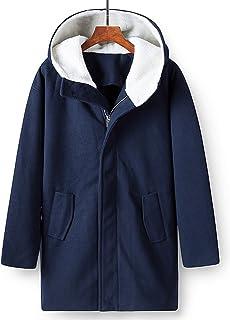 (オリマート) ORI-MART ダッフル コート メンズ メルトン フード付き 暖かい 秋 冬 アウター
