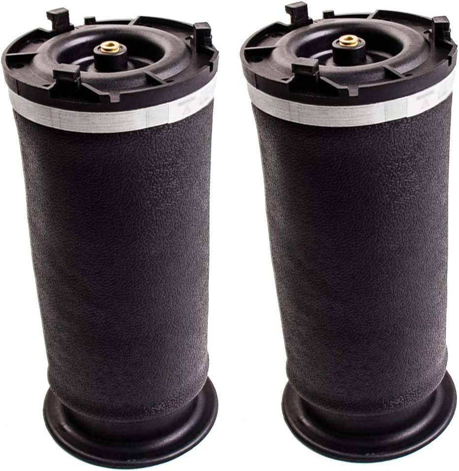 List price 2x Rear Max 66% OFF Left Right Air Suspension Hummer for H2 Spring Bellow
