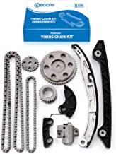 ECCPP Timing Chain Kit fits for 2003-2007 Mazda 3 5 6 2.3L DOHC 16v