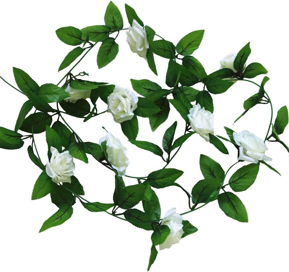LAA 1pcs Artificial Plastic Flower Artif Hanging Fake Popular overseas Ivy Plants Reservation