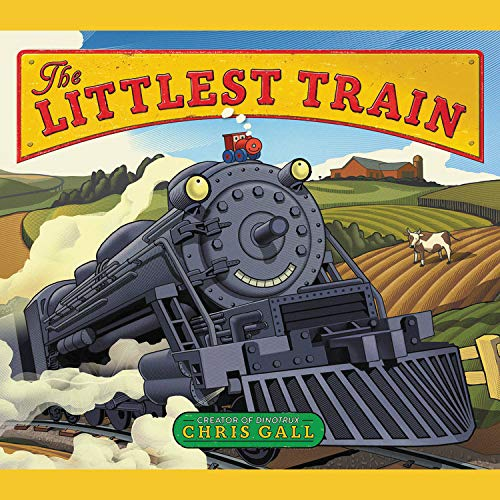The Littlest Train  By  cover art