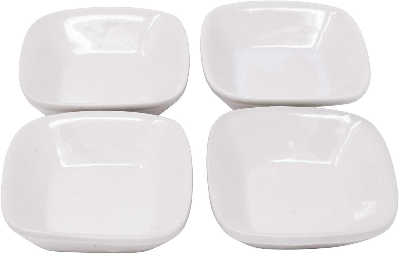 Artika 1 Oz Glazed Porcelain Beautiful 5 ☆ very popular Bowls Appetizer Flared Attention brand