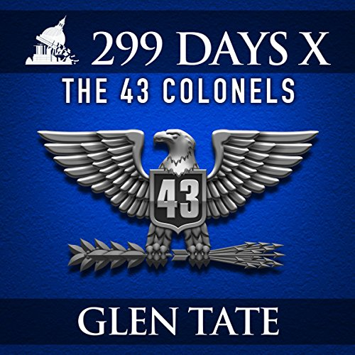 299 Days: The 43 Colonels cover art