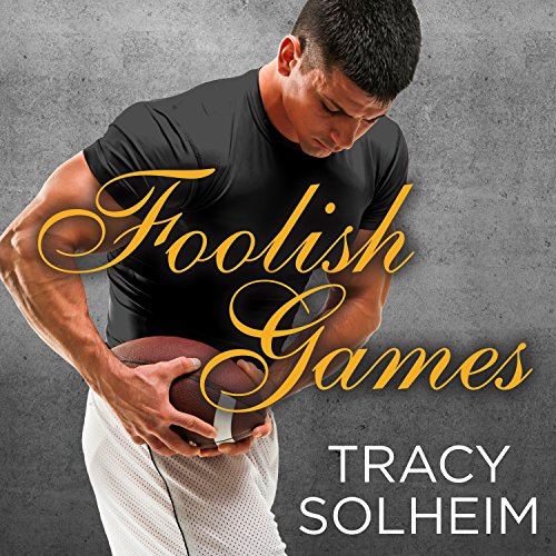 Foolish Games audiobook cover art