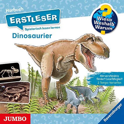 Dinosaurier cover art