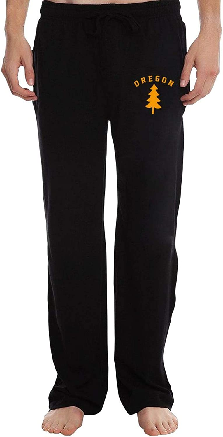 Ranking TOP2 Oregon Douglas Pine Tree Casual Mans M Sweatpants for Pants Long Today's only