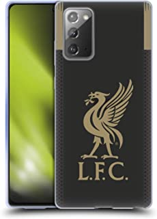 Head Case Designs Officially Licensed Liverpool Football Club Home Goalkeeper 2019/20 Kit Soft Gel Case Compatible with Sa...