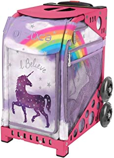 ZUCA Sport Suitcase with Built-in Seat - Unicorn Insert Bag, Choose Your Frame Color