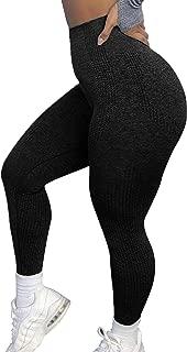 Women's High Waist Workout Vital Seamless Leggings Butt...