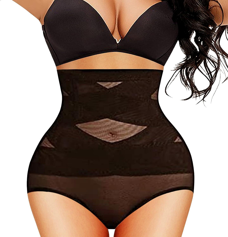 Mountainish Body Shaper For Women,Waist Shaper Butt Lifter Shapewear For Women Tummy Control Shorts Control Panties