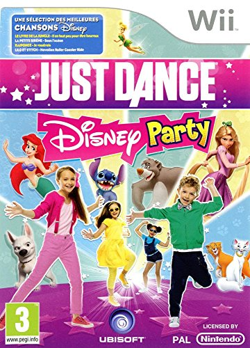 Just dance : disney party [Importación francesa]