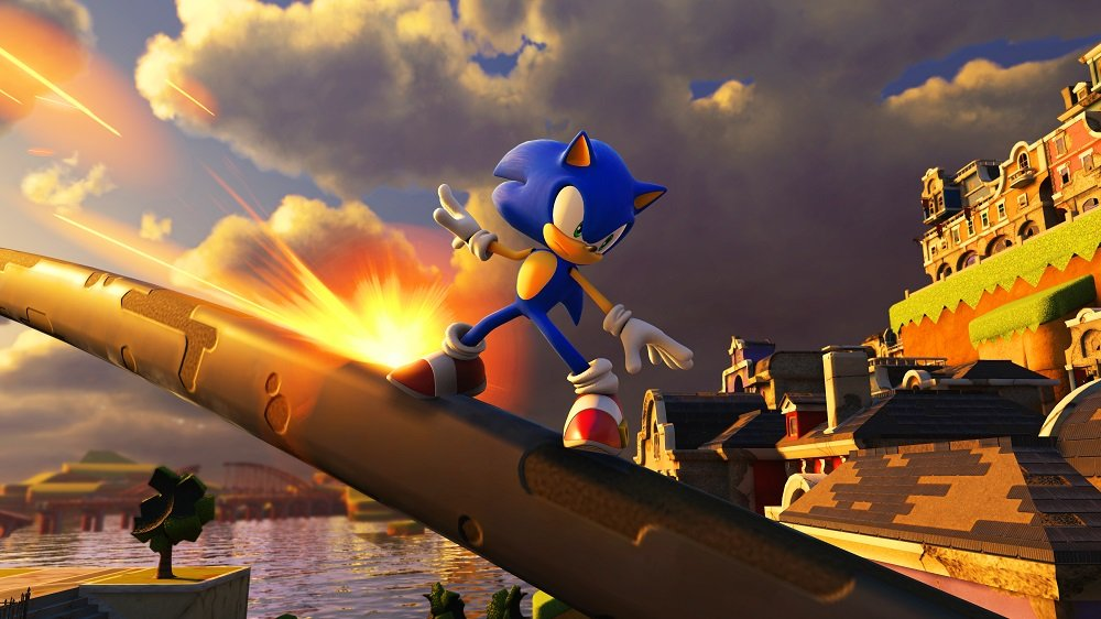 Sonic Forces Nintendo Switch Game (#) [Importación inglesa]: Amazon.es: Bricolaje y herramientas