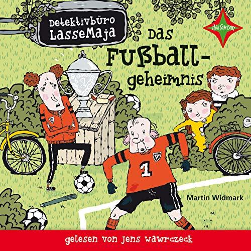 Detektivbüro LasseMaja. Das Fußballgeheimnis: Sprecher: Jens Wawrczeck. 1 CD. Laufzeit ca. 42 Min.