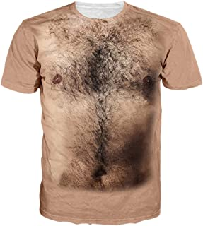 Best hairy chest t shirts Reviews