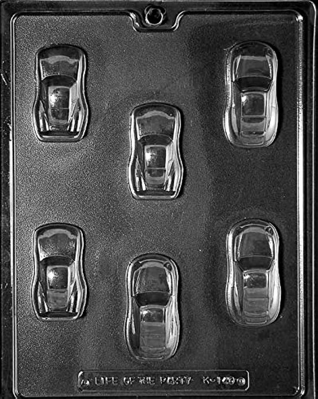 Cool Cars Automobile Chocolate Mold - K140