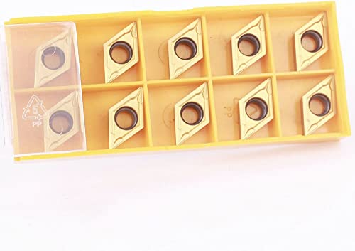 lowest ZIMING-1 high quality 10PCS DCMT11T304 lowest UE6020 milling cutter CNC carbide inserts for processing steel, lathe turning tools online sale