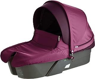 Stokke Xplory Carry Cot Complete, Purple