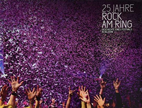 25 Jahre Rock am Ring: Geschichte eines Festivals in Bildern