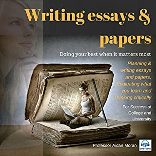 Writing Essays & Papers cover art