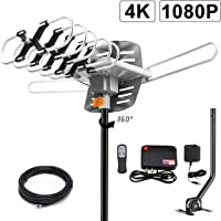 BEFORE 150 Miles Range Digital Outdoor Antenna