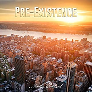Pre-Existence audiobook cover art