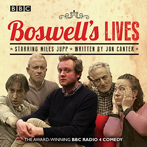 Boswell's Lives audiobook cover art