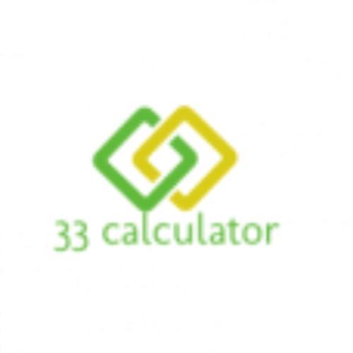 33 calculator