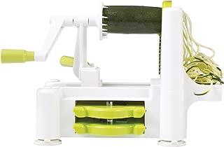 Starfrit 094236-002-0000 Spiral Slicer, Green/White