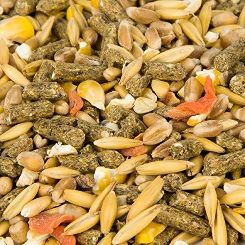 Leimüller Zwerghasenfutter Zwergkaninchenfutter 25 kg