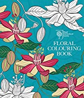 RHS Floral Colouring Book (Colouring Books)