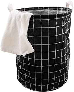 Closet ITIDY Laundry-Hamper Gray Collapsible Flip Top Hamper with Lid and Handles for Nursery Bathroom or Bedroom Super Soft Felt Laundry Basket with Lid Foldable Clothes Hamper