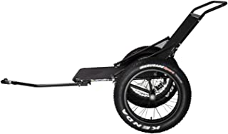 QuietKat Two Wheel Game Cart, FatTire Off Road Cargo Trailer for Extra Storage While Hunting, Fishing, Exploring Backcount...